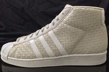 NEW ADIDAS PRO MODEL ORIGINALS LEATHER SHOES BY4170 - MEN'S SIZE 9,10,10.5, 11