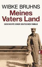 Meines Vaters Land von Wibke Bruhns (2005, Taschenbuch)
