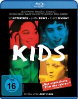 KIDS [Blu-ray] (1995) Larry Clark Movie AIDS HIV NYC Rare Film German Import