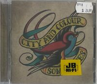 City and Colour - Sometimes (2005, CD) Brand New Sealed Sent tracked