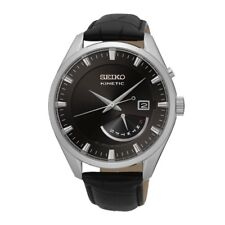 Orologio SEIKO Uomo Classico - SRN045P2 - Cinetico 3 lancette/Giorno/Datario