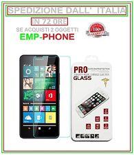 Pellicola Vetro Temperato Nokia Lumia 640 Lte Protezione Schermo Display Touch