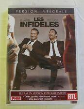 DVD LES INFIDELES - Jean DUJARDIN / Gilles LELLOUCHE - VERSION INTEGRALE - NEUF