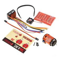 Cheetah 2590KV 13.5T Sensored Brushless Motor + 60A ESC con LED Program Card
