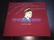 TVXQ Vol. 6 Catch Me Red Version Autographed Signed Promo CD Great Cond. RARE
