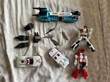 Transformers Combiner Wars Defensor Protectobots Prime Loose Lot Groove
