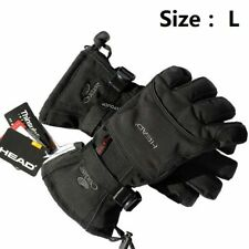 Waterproof Fleece Ski Gloves Winter Warm Snowboard Thermal Motorcycle Snow Men