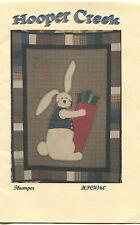 Thumper ~ Bunny Quilt Quilting Pattern ~ Hooper Creek HPC160