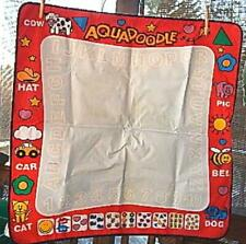 "2004 Spin Master Aquadoodle Learning Alphabets 31.5"" x 31.5"" Mat ONLY"