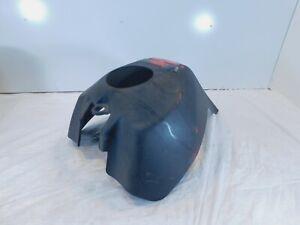 2000-2010 Buell Blast 500 Painted Black Fuel Gas Petrol Tank Cover Fairing Cowl