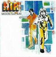AIR ~ Moon Safari ~ 1998 UK 10-track CD album ~ NEAR MINT ~ FREE UK SHIPPING
