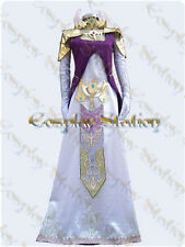 The Legend of Zelda Princess Zelda Cosplay Costume_commission157