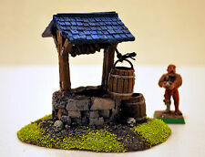Warhammer Fantasy / Age of Sigmar  water well Pro Painted