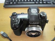 PANASONIC LUMIX G9 4K Digital Camera 3-Inch LCD, DC-G9 w Lumix lens