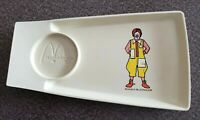 """Vintage 1970'S ~ McDonalds Happy Meal ~ """"Ronald McDonald"""" Tray ~ Collectible"""