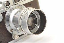 Leica Leitz LENS HOOD for Elmar  Wetzlar genuine part FISON A36 clamp on