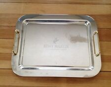 Vintage Remy Martin Serving Tray Fine Champagne Cognac Beautiful Bar Decor 18""