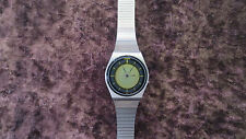 Vintage Uhr Casio AN-9 MOD. 104 sehr selten, sehr guter Zustand