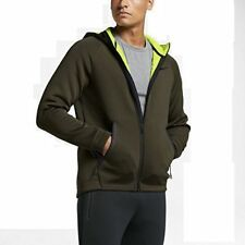 d750c9561217 Nike Men s Therma-Sphere Max Training Hoodie 800227-325 Cargo Khaki Volt