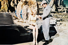 Forbidden Planet Color 11x17 Mini Poster Anne Francis on planet surface