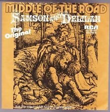 """7"""" Middle Of The Road Samson And Delilah / The Talk Of All The U.S.A. 70`s RCA"""