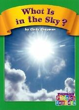 What is in the Sky? (Compass Point Phonics Readers-Level C) Chapman, Cindy Libr