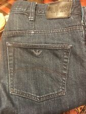 J12 ARMANI EXCHANGE JEANS PANTS REGULAR ORGINAL MADE IN USA size 36x28
