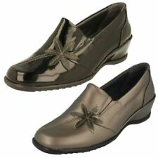 Patent Leather Comfort Plus Size Flats for Women