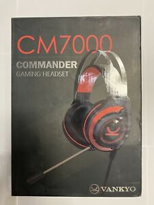 VANKYO CM7000 Pro On The Ear Gaming Headset