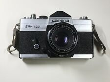 Carena SRH 1001 camera SLR  in good condition VINTAGE WITH LENS  RARE !!!