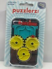Puzzlerz! Gift Card Puzzle, Fits any Gift Card, Brand New free shipping