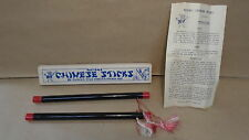 1945 Royal chinese sticks the famous stage effect in pocket size illusion magic