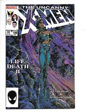 Marvel Comic 1985 Uncanny X-Men #198 VF/NM