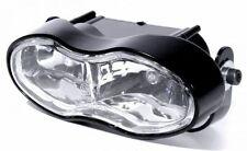 Wave Fern Nebel Zusatz Scheinwerfer Streetfighter für HD Harley Suzuki Honda ++