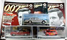JAMES BOND 007 MERCURY COUGAR, MERCEDES 600 & MINI