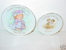 2,Vintage,Collector Plates,Avon,American Greeting,Small