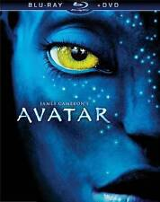 Avatar (Blu-ray/DVD, 2010, 2-Disc Set)