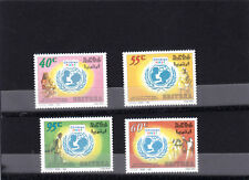 stamps ERITREA 1996 SC 274-277 50TH ANNIVERSARY UNICEF IPZS ITALY MNH SET ER#8