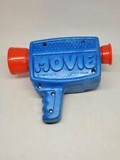 1974 Mattel Tuff Stuff Kaleidoscope Handheld Movie Camera Camcorder Works