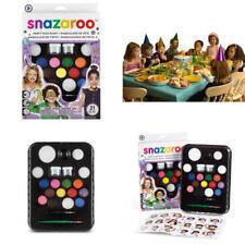Snazaroo Face Painting Paint Kit Set Makeup Palette Ultimate Party Kids Fancy St