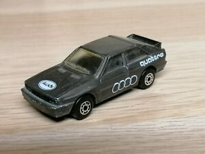 Matchbox Audi Quattro Good Used Condition With Light Paint Chips