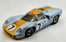 Lola T70 #7 Dq Le Mans 1968 Norinder / Axelsson 1:43 Model BEST MODELS