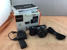 Sony A5000 Digital Camera With E PZ 16-50mm F3.5-5.6 OSS E-Mount - USED