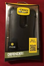 New Otterbox Defender Case + Holster for Moto X 2nd Generation