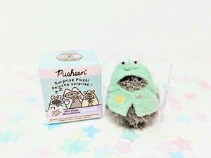 "GUND Pusheen Series 14 Blind Box Plush ""Warm and Cozy!"" - Pip Frog"