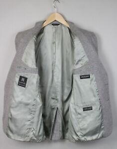 LANVIN Camel Hair GRODINS Men's ~LARGE Soft Grey Blazer 19316_JS