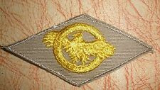 Honorable Discharge Breast Patch-WWII