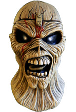 Iron Maiden - Eddie Piece of Mind Full Replica Mask
