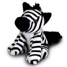 Pack of 10 Zebra 13cm Soft Toys - Wholesale Cuddly Toys - Suitable for ages 0+