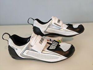 Pearl Izumi Tri Fly III 3 Road Bike Triathalon Cycling Shoes - US 10.5 / Euro 45